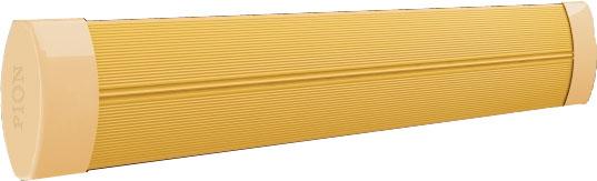 Infrazářič PION Classic 10 - 1000 W, okrový, bez světelného spektra