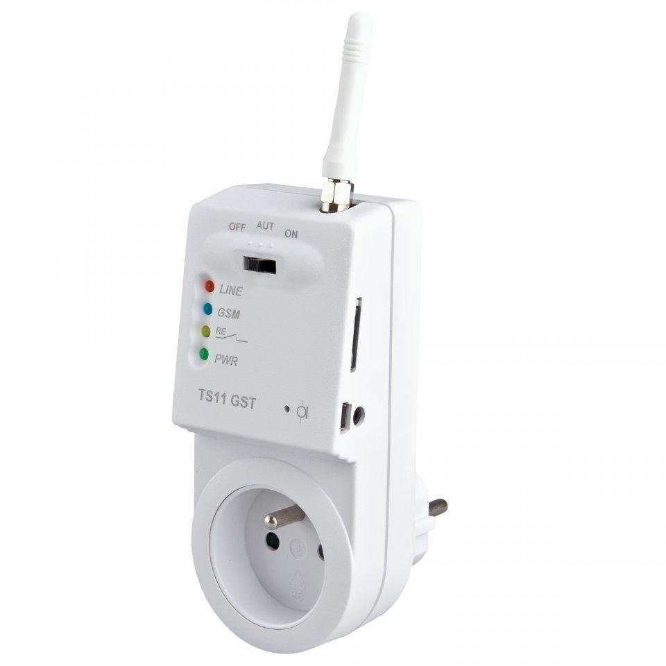 Termostat TS11, GSM