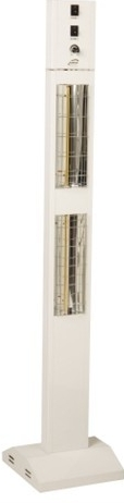 BURDA Smart Tower 2x 1,5 kW, bílý (Infrazářič)