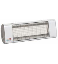 Infrazářič BURDA Ceramic 650W, bílý, bez světelného spektra