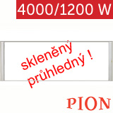 PION Thermo Glass PN 40/12 - 4000/1200W