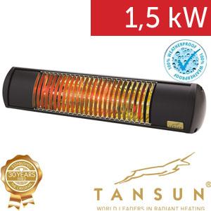 Infrazářič TANSUN Bahama 1,5 kW