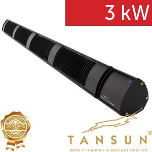 Infrazářič TANSUN ECLIPSE 3 kW