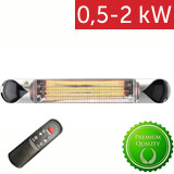 THERMOWELL IQtherm IQ-STAR 2000 W silver