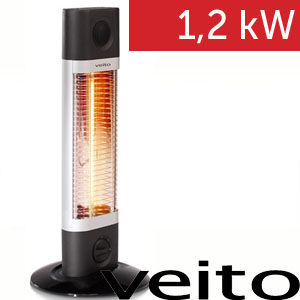 VEITO CH1200 LT, infrazářič 1200W