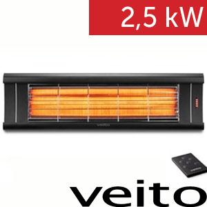 VEITO AERO S2500 infrazářič 2500W