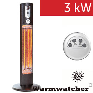 INFRAZÁŘIČ WARMWATCHER HELIOS
