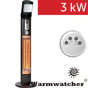 INFRAZÁŘIČ WARMWATCHER APOLLO