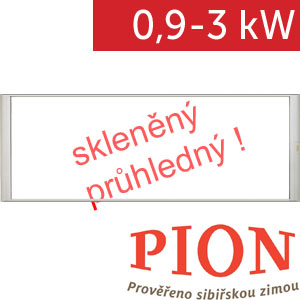 PION Thermo Glass PN 30/09 - 3000/900W